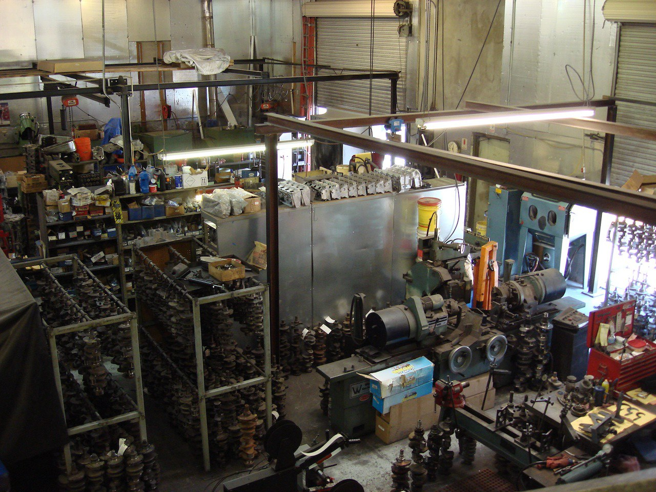 las vegas machine shops